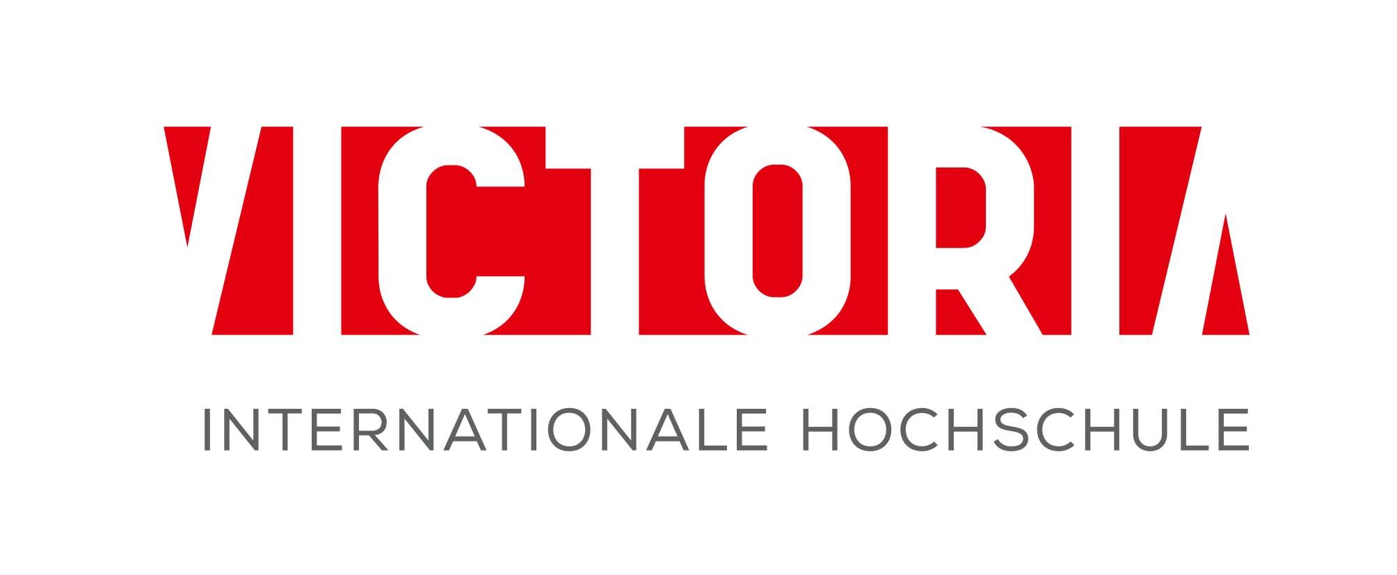 VICTORIA Internationale Hochschule Logo